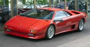 Early Lamborghini File Early Lamborghini Diablo In Jpg Wikimedia Commons