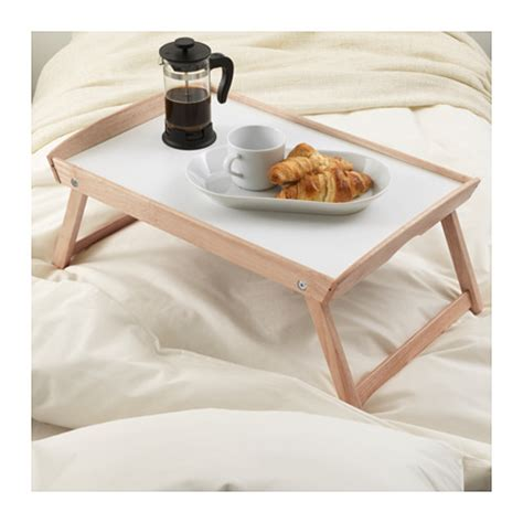 bed tray ikea djura bed tray rubberwood 58x38x25 cm ikea