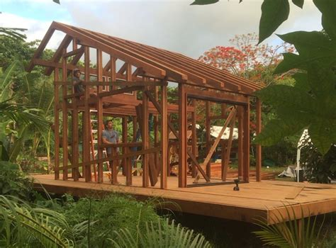 stunning jay nelson us new tiny house in hawaii the shelter pic for living a home trends and artist builds gorgeous 200 sq ft house out of 25 000