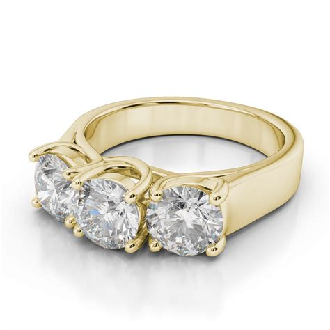Top Ten Engagement Gold Rings by Rings Engagement Wedding Ring 2