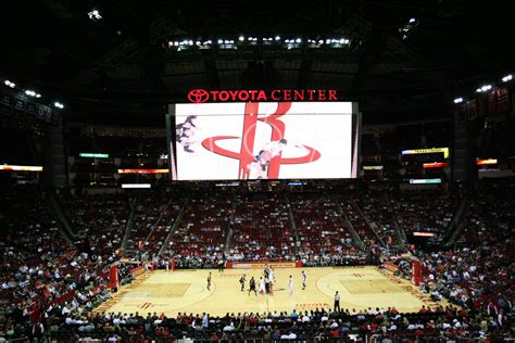 Houston Rockets Toyota Center 30 Teams In 30 Days Houston Rockets Nba