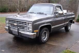 1987 chevrolet silverado 151355