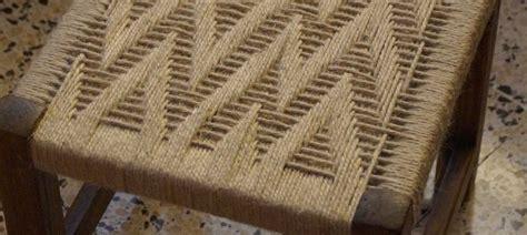 Hemp Weaving Patterns - 17 best images about encordado de sillas on