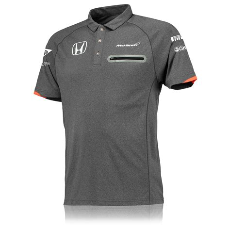 mclaren honda alonso polo shirt 2017 s f1 clothing