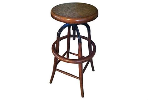 vintage thonet drafting stool second shout out