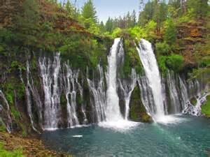 mcarthur burney falls state park hiking picnicking and