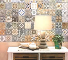 floor and tile decor realonda provenza pattern multi design wall floor tiles patchwork effect patchwork wall tiles