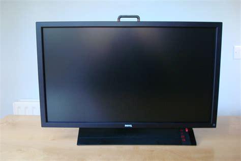 Monitor Benq Xl2420t benq xl2420t review pc monitors