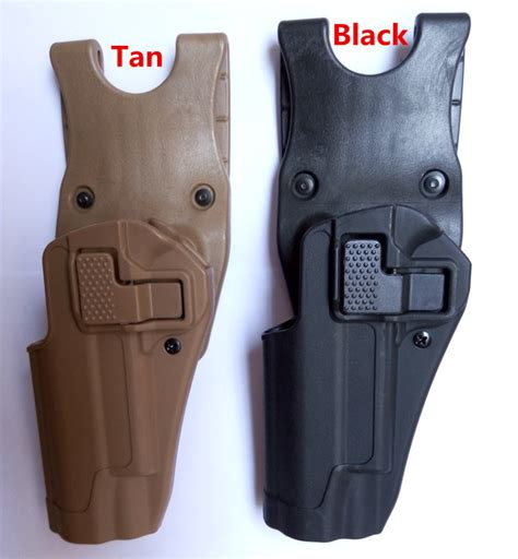 1911 Blackhawk Cqc Holster Style Plastic Tactical Holster Usa style serpa army tactical belt holster fits for 1911 left high quality in holsters