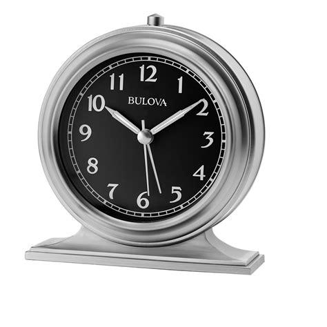 alarm clocks howard miller bulova timewise clockshops