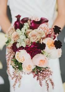 fall flowers wedding 15 fall wedding bouquet ideas for autumn brides