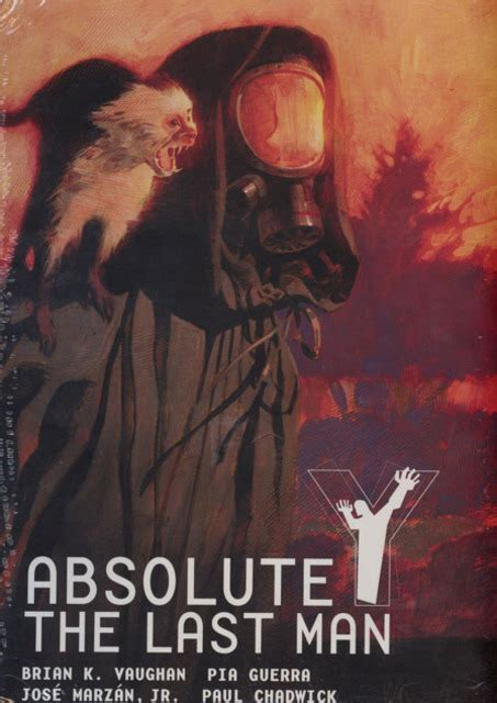 absolute y the last absolute y the last man 3 volume three issue