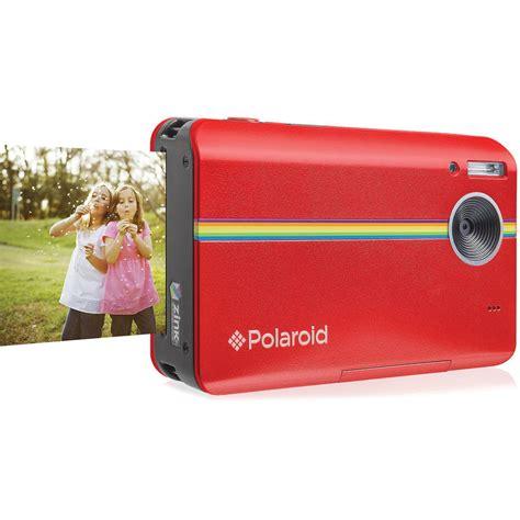 polaroid instant z2300 polaroid z2300 instant digital polz2300rc b h photo