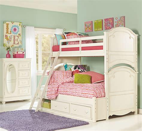 charlotte bedroom furniture charlotte bunk bedroom set from legacy kids coleman
