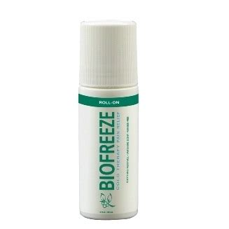 Flv Roll 2 3oz biofreeze 3 oz roll on back to health wellness centre