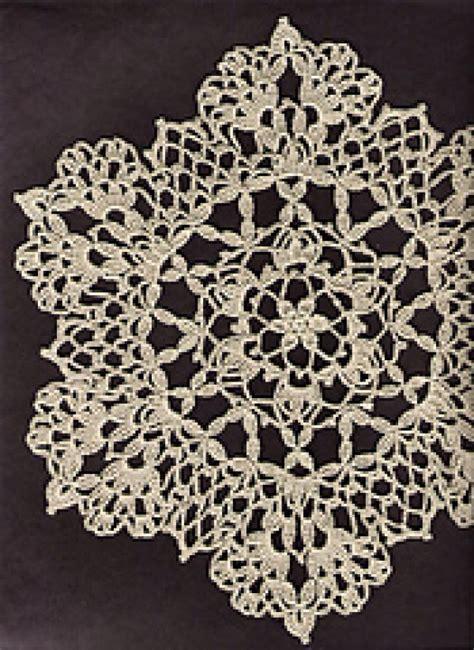 crochet doily 8 beautiful crochet doily patterns crochet