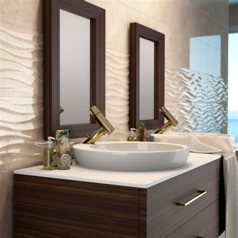 houzz bathroom ideas bathroom contemporary with beige tile ocean beige 35 1 2 in x 11 3 4 in ceramic wall tile