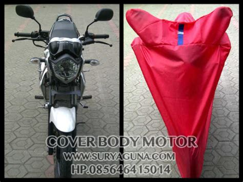 Cover Selimut Pelindung Motor Jumbo Murah Kuat Bagus sarung motor vixion bagus suryaguna distributor alat