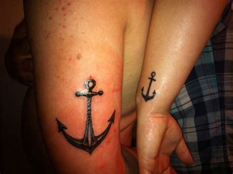 matching husband wife tattoos 25 stupendous husband and tattoos creativefan