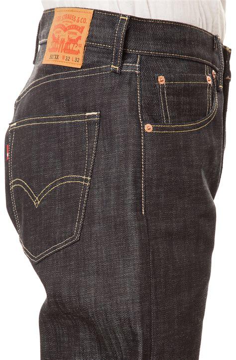 Kaos Levis 501tshirtt Shirt Levis 501 lyst levi s s 501 original fit in black for