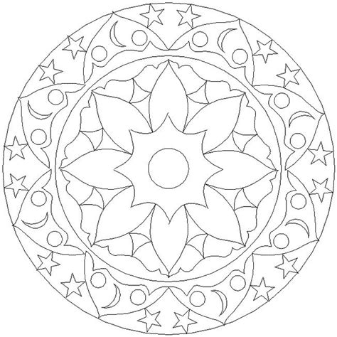 mandala flower coloring pages difficult mandalas para pintar mandalas para pintar