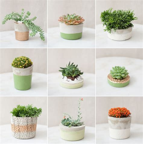 Wedding Planters by Donna Wilson Inspired Tablescape With Diy Planters