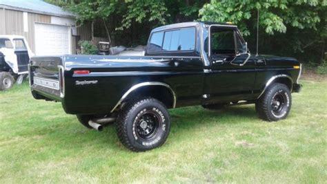 ford f 150 truck bed for sale 1978 ford f 150 ranger 4x4 short bed new interior explorer