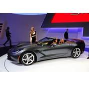 2014 Chevrolet Corvette Stingray Convertible Live Photos