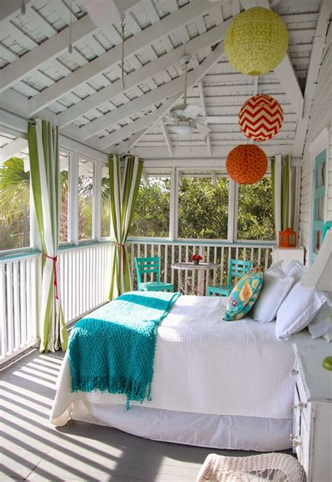 outdoor bedroom ideas 10 most relaxing sleeping porch ideas home design and