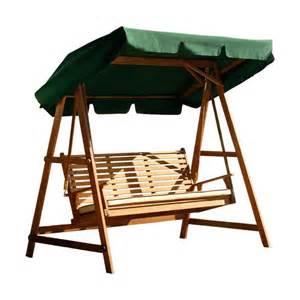 Exceptionnel Salon De Jardin Chez Castorama #1: balancelle-bois-balau-3-places-avec-toit-toile-hydrofuge.jpg
