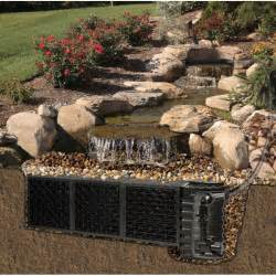 Aquascape Pondless Waterfall Kit by Pro Series Pondless Waterfall Kit From Atlantic 174