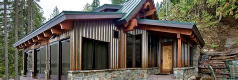 metal sided houses metal siding options costs and pros cons steel siding zinc aluminum and copper