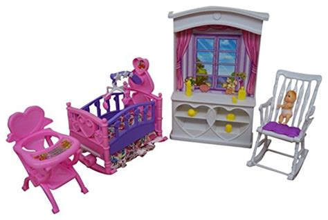 cheap barbie doll house my fancy life 24022 my fancy life barbie dollhouse furniture new baby room play set