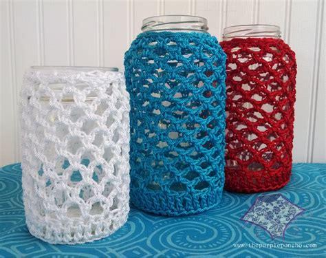 crochet pattern jar cozy crochet pattern jar cozy dancox for