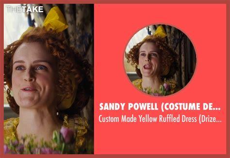 mcshera powell costume designer custom made