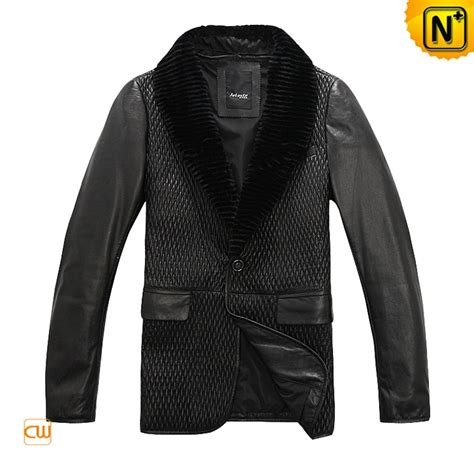 Designer Quilted Coats by 2012 Designer Black Quilted Leather Jackets For Cwmalls
