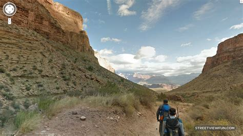 google images grand canyon streetviewfun grand canyon is now live on google maps
