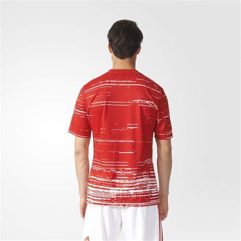 Jersey Bayern Munchen Pre Match 2016 2017 bayern m 252 nchen 16 17 pre match shirt released footy headlines