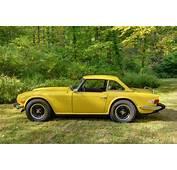 Buy Used 1976 Triumph TR6 73K Mile Original Inca Yellow