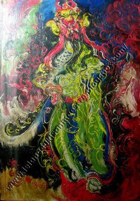 Lukisan Afandi durronn lukisan karya affandi