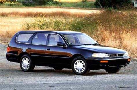 1996 Toyota Camry Wagon Toyota Camry Wagon 1996 Picture Gallery Motorbase