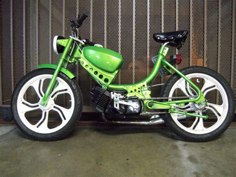 Cup Slime 50cc moped for sale tomahawk mopeds