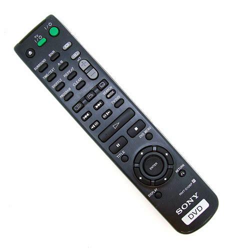 Remote Dvd Player Philips 3 Original 1 original sony remote rmt d126p for dvd player