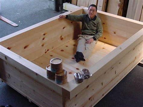 Large Tubs And Spas Original Hinoki Wood Japanese Bath Tubs For Soaking And