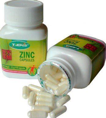 Penambah Nafsu Makan Dan Berat Badan Zinc Tiens 1 obat penambah berat badan tiens
