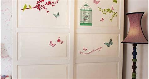 decorare armadio con decoupage armadio vecchio la manutenzione rinnovare armadio vecchio