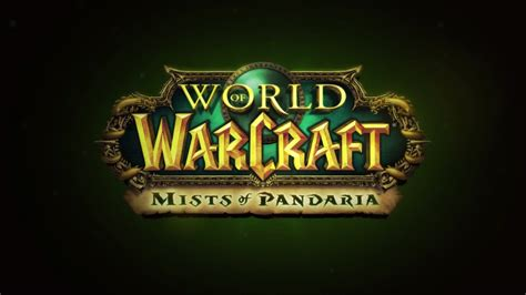 world of warcraft mists of pandaria main theme login mists of pandaria is the next wow expansion mmo chion