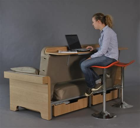 Desk For Sofa by Multi Function Is Also Counter And Bed