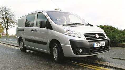 van comfort driven fiat scudo crewvan l2 130 comfort van review