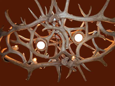 Diy Antler Light Fixtures Home Lighting Design Ideas Diy Antler Chandelier